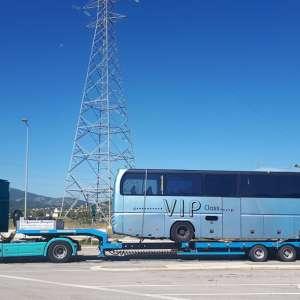 heavy haulage transports