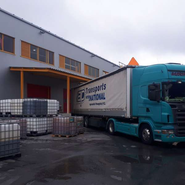 adr packaging transports