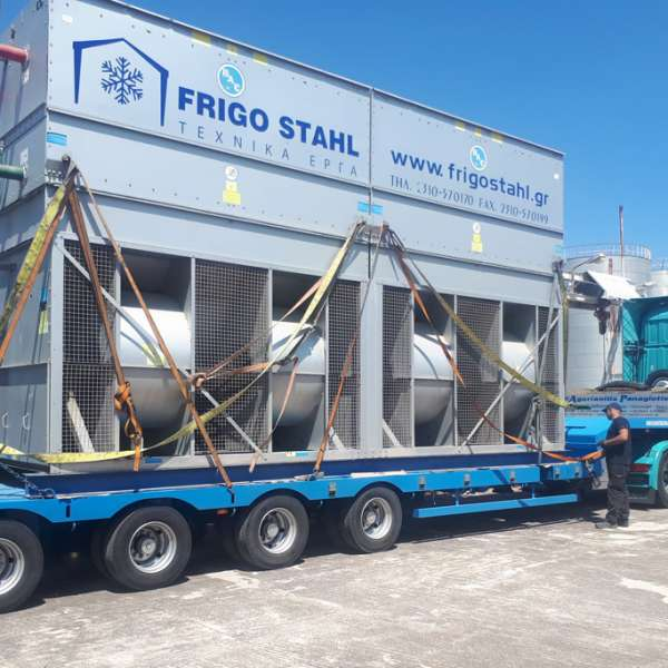 special transports industrial units
